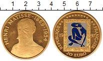 Каталог монет - монета  Франция 20 евро