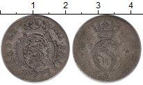 Каталог монет - монета  Дания 4 скиллинга