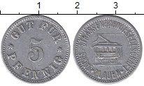Каталог монет - монета  Нотгельды 5 пфеннигов