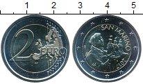 Каталог монет - монета  Сан-Марино 2 евро
