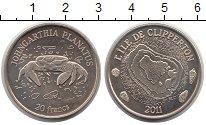 Каталог монет - монета  Остров Клиппертон 20 франков