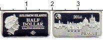 Каталог монет - монета  Соломоновы острова 1/2 доллара