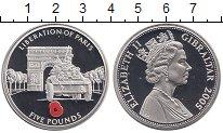 Каталог монет - монета  Гибралтар 5 фунтов