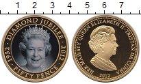 Каталог монет - монета  Тристан-да-Кунья 50 пенсов