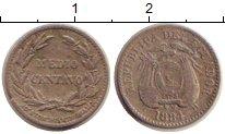 Каталог монет - монета  Эквадор 1/2 сентаво