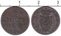 Каталог монет - монета  Рейнская конфедерация 1 крейцер