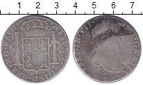 Каталог монет - монета  Гватемала 8 реалов