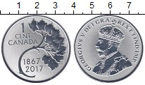 Каталог монет - монета  Канада 1 цент