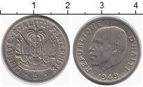Каталог монет - монета  Гаити 5 сантим
