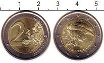 Каталог монет - монета  Италия 2 евро