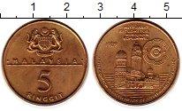 Каталог монет - монета  Малайзия 5 рингит