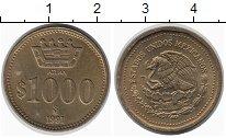 Каталог монет - монета  Мексика 1000 песо