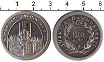 Каталог монет - монета  Турция 1000 лир
