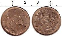 Каталог монет - монета  Чехословакия 2 хеллера