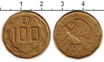 Каталог монет - монета  Чили 100 сентим