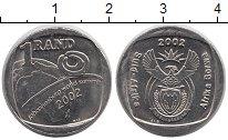 Каталог монет - монета  ЮАР 1 ранд