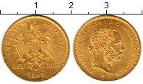 Каталог монет - монета  Австрия 4 флорина