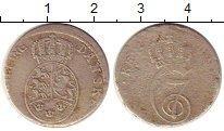Каталог монет - монета  Дания 8 скиллингов