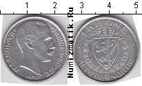 Каталог монет - монета  Норвегия 1 крона
