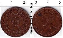 Каталог монет - монета  Ньюфаундленд 1 цент