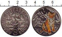 Каталог монет - монета  Австрия 3 евро