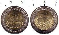 Каталог монет - монета  Тимор 200 сентаво