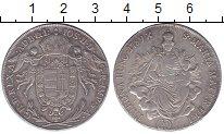 Каталог монет - монета  Венгрия 1/2 талера