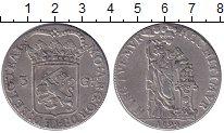 Каталог монет - монета  Западная Фризия 3 гульдена