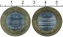 Каталог монет - монета  Индия 10 рупий