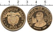 Каталог монет - монета  Колумбия 300 песо