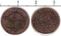 Каталог монет - монета  Пруссия 1 крейцер
