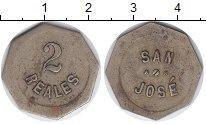Каталог монет - монета  Сальвадор 2 реала
