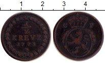 Каталог монет - монета  Пфальц-Сульбах 1/2 крейцера