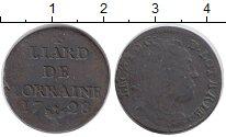 Каталог монет - монета  Лотарингия 1 лиард