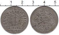 Каталог монет - монета  Пруссия 1/12 талера