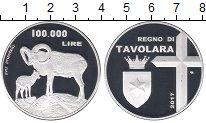 Каталог монет - монета  Италия 100000 лир