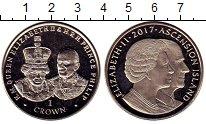 Каталог монет - монета  Остров Вознесения 1 крона