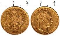 Каталог монет - монета  Венгрия 20 франков