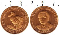 Каталог монет - монета  Маврикий 500 рупий