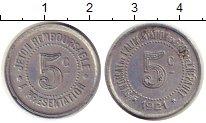 Каталог монет - монета  Франция 5 сантим