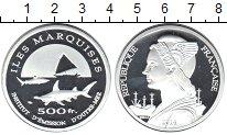 Каталог монет - монета  Маркизские острова 500 франков