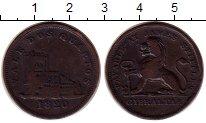 Каталог монет - монета  Гибралтар 2 кварто