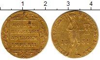 Каталог монет - монета  Голландия 1 дукат