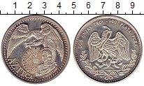 Каталог монет - монета  Мексика 2 унции