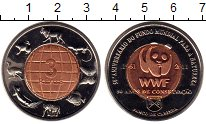 Каталог монет - монета  Кабинда 3 реала