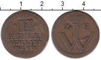 Каталог монет - монета  Гессен-Кассель 2 геллера