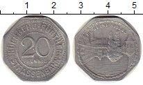 Каталог монет - монета  Германия : Нотгельды 20 пфеннигов