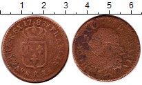 Каталог монет - монета  Франция 1 су