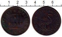 Каталог монет - монета  Австралия 1 пенни