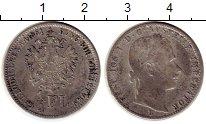 Каталог монет - монета  Венгрия 1/4 флорина